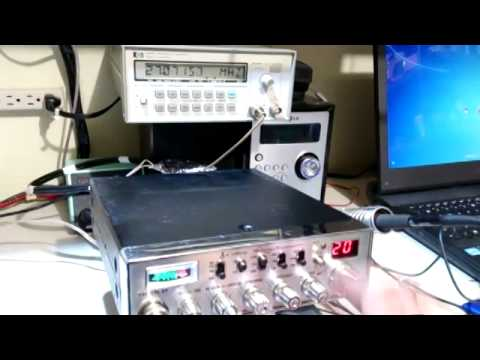 Cb Radio Mods With Vfo Mixer Vco If And