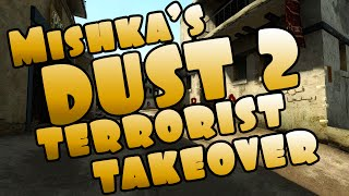 CS:GO - Dust 2 Terrorist Strategies