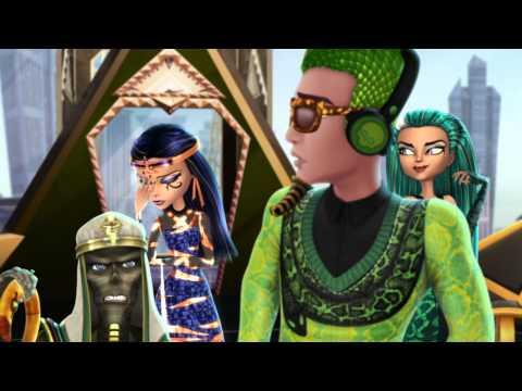 Monster High: Boo York, Boo York - Trailer