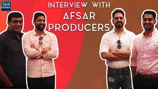 Interview with Amiek Virk, Manpreet Johal, Munish Sahni & Yuvraj Tung | Backbone of Afsar