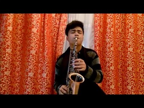Lead Me Lord (Basil Valdez) Saxophone Cover By Josh Espinosa