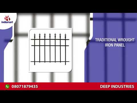 Round Hinges And Stair Railing Manufacturer