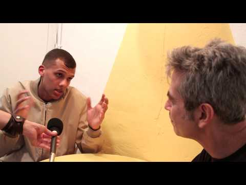 Stromae interview, Spotify House, SXSW 2015 | The World