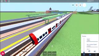 Roblox - Mind the Gap - New tube for London
