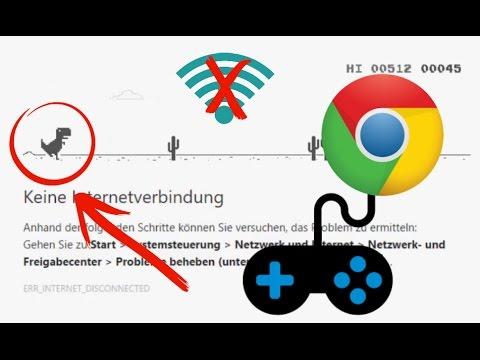 Google Kein Internet Spiel