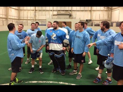 Rebel vs. First Mariner - 2016 Baltimore Indoor Lacrosse League Finals