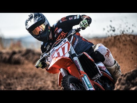 Motocross - Totally Epic 125cc 2 stroke racing