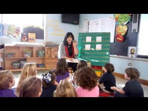 Hammond Eastside Magnet School Kindergarten Class