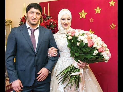 Свадьба Абдулрашида Садулаева