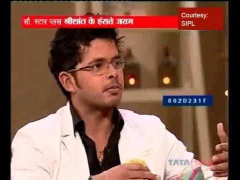 I never thought Bhajji will slap me: Sreesanth