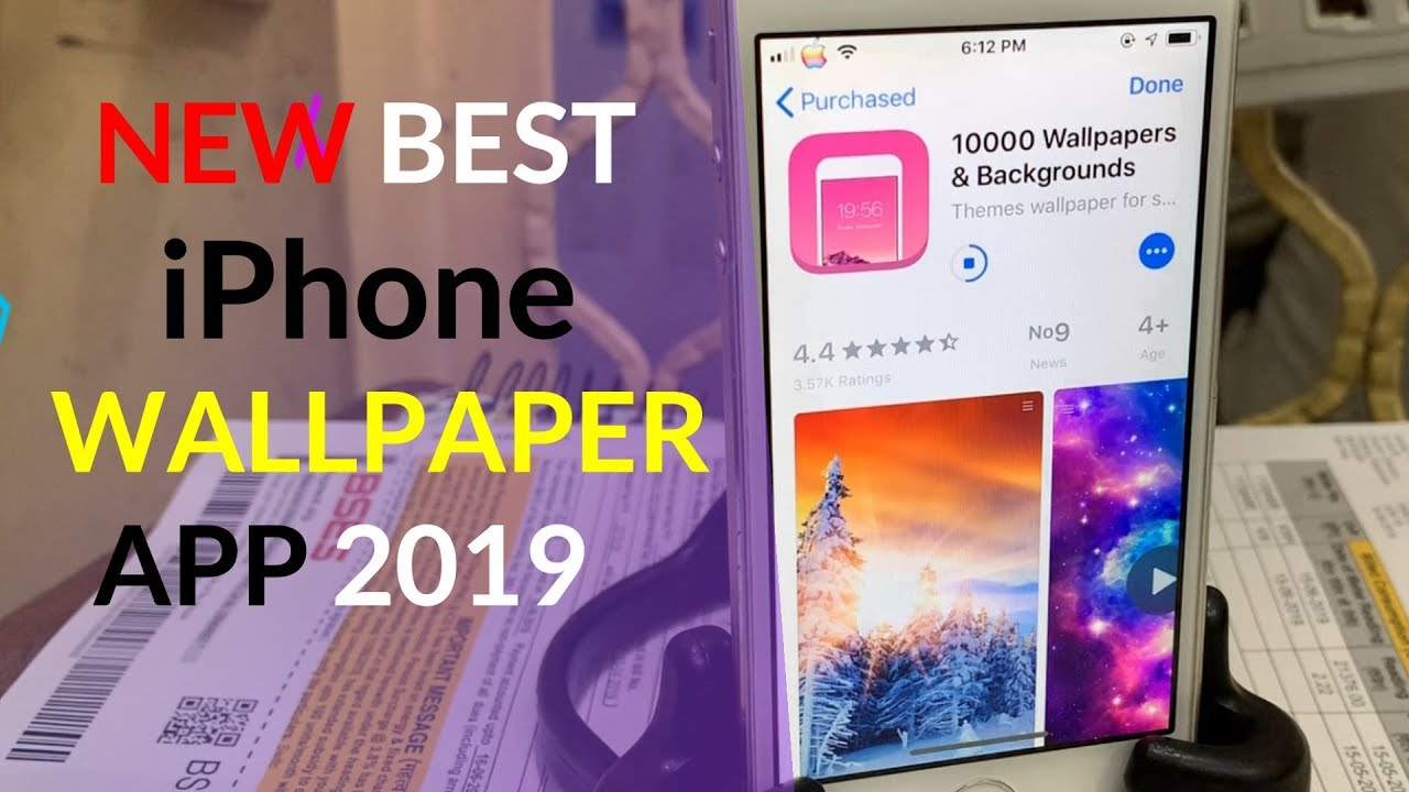 Best Wallpaper Apps For Iphone 2019