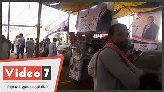 أفراح وموالد أمام لجان مجمع المدارس بمنطقة أبو رواس فى كرداسة