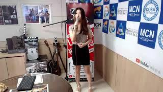 """[커버가수 """"그리움""""] 장혜진 - 비가 내리는 날 - 커버 곡 연습 영상 - k-pop, kpop, korea, ccm, cover, music"""
