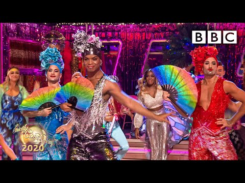 Strictly Pros slay Priscilla-themed routine  ✨ Week 7 Musicals ✨ BBC Strictly 2020