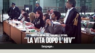 """Untore Dell'hiv, In Aula Le Lacrime Delle Vittime Di Valentino: """"ho Tentato Il Suicidio"""""""