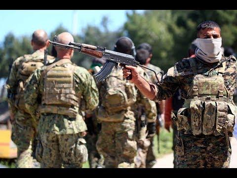 USA Military Arms to Kurds NATO ISLAMIC Turkey Furious June 2017