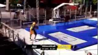 Slamball 2013 NEW Game Mob vs. Hombres Highlights HD