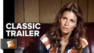 Kansas City Bomber (1972) Official Trailer - Raquel Welch, Kevin McCarthy Sport Drama Movie HD