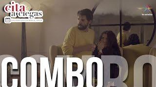 Cita a ciegas: Combo - C-5: ¡Marcelo defiende a Lucía! | Televisa
