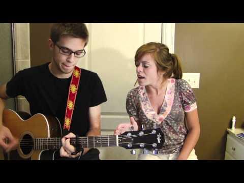Sparks Fly - Taylor Swift cover (Maggie Coleman & Austin Veldman)