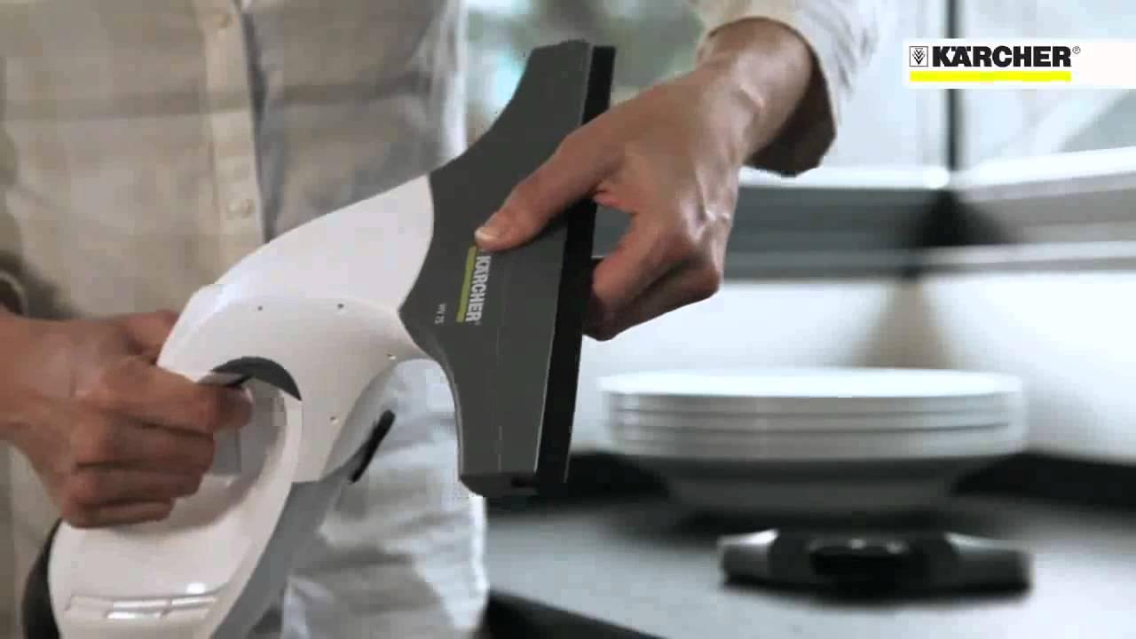 Do not buy Kärcher WV 75 plus Battery-driven Window Vacuum until you've  seen this