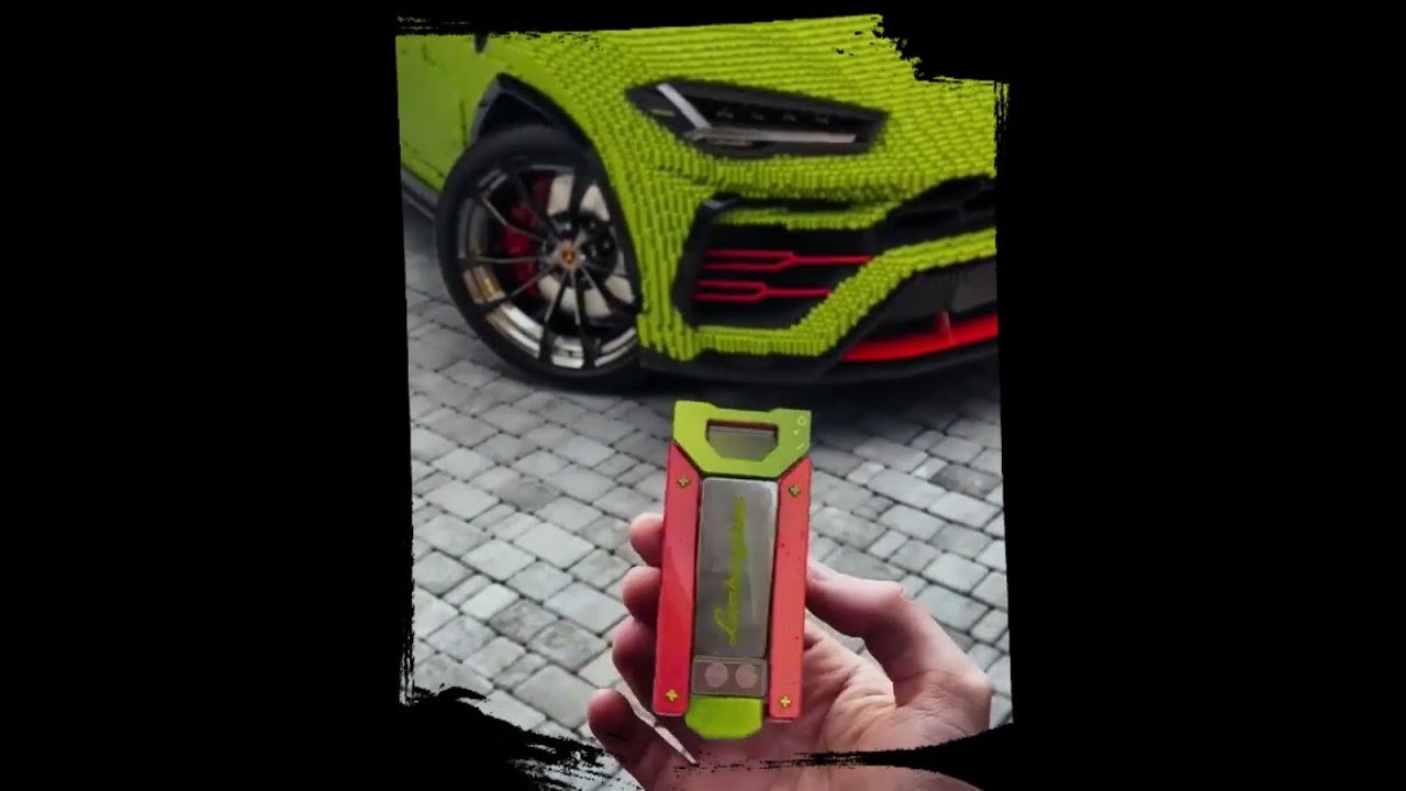 Concept touch key cars Video Supercar by Nawab Saab