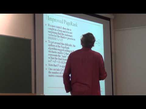 """Measurement Mathematics and Information Technology ""part2 by Prof. Ram Murthy"