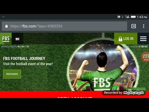 FBS trading Bonus 50$ Live withdrawal Proof World best Site Complete  Information In Urdu And Hindi
