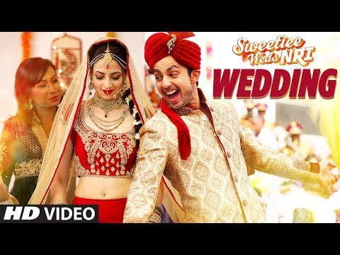 Wedding Song (Video) | Sweetiee Weds NRI | Himansh Kohli, Zoya Afroz  | Palash Muchhal
