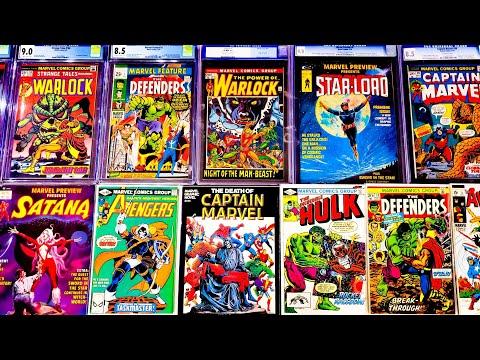 CGC HAUL - KEY ISSUES!! Comic Book Pick Ups #114