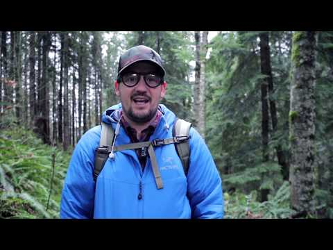 The Best Hiking Headphones - Bose Frames w Clear Lenses!