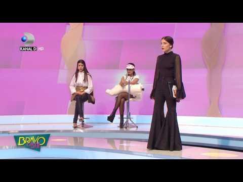 """Bravo, ai stil! (23.03.2017) - Adela, schimb de replici cu Iulia Albu: """"Ai o criza?"""""""