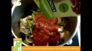 Recipe:chicken With Okra