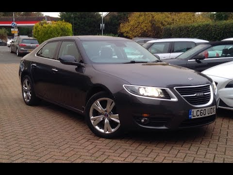Saab 9-5 2.0 TiD Vector SE 4dr for Sale at CMC-Cars, Near Brighton, Sussex