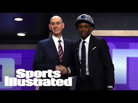 Sacramento Kings Garrett Temple Likes 'Swag' Of New Teammate De'Aaron Fox | Sports Illustrated