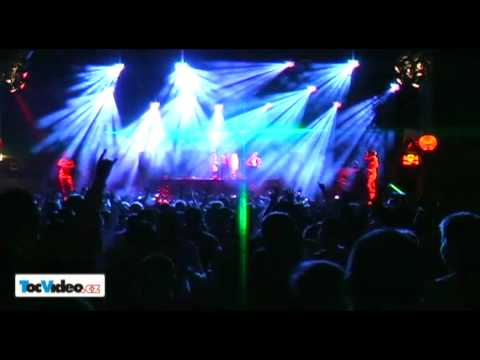Above and Beyond - Creamfields CE 2009