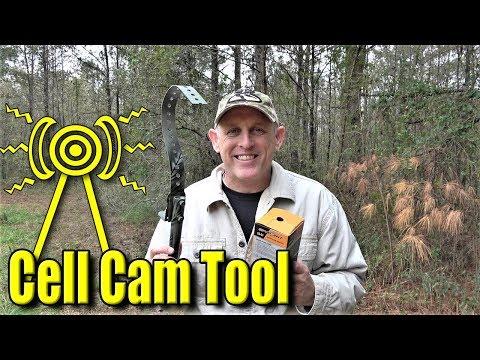 Cellular Trail Camera | More Bars!!! DIY Tool!