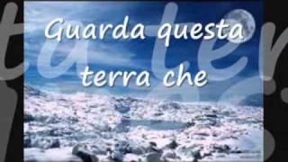 Andrea Bocelli - Canto Della Terra (with lyrics)