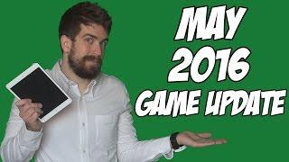 Game Update: May 2016 | DanQ8000