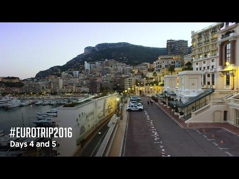 #Eurotrip2016 - Days 4 and 5 - Côte d'Azur