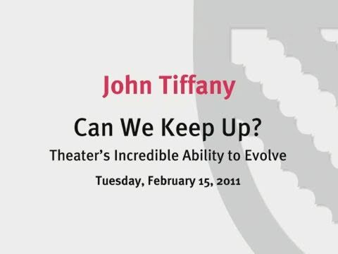 Can We Keep Up? Theater's Incredible Ability to Evolve - Radcliffe Institute