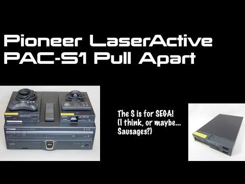 Pioneer LaserActive PAC-S1: EPROM BIOS Dump