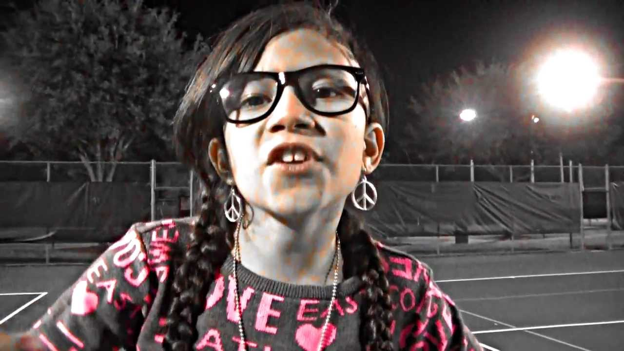 "BABY KAELY ""HAPPY BIRTHDAY"" AMAZING 8 YEAR OLD KID RAPPER ..."