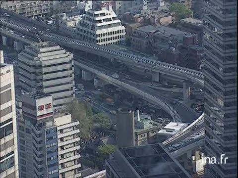 Tokyo : metropolis