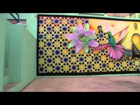 Idmalk, Queretaro Mexico Muralista