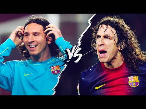 The day Messi humiliated Carles Puyol - Oh My Goal