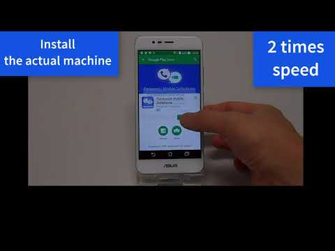 How To Install Mobile Softphone To Android