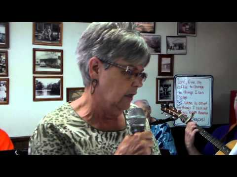 "Doris Nelson sings ""40 Miles From Poplar Bluff"""