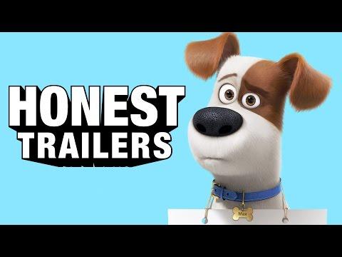 Tajný život mazlíčků - Upřímné trailery