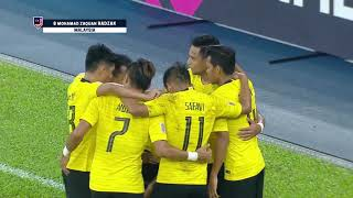 Zaquan Adha 15' vs Laos (AFF Suzuki Cup 2018 : Group Stage)
